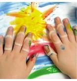 3 Point Products Oval-8 Fingerschienen - 3 Größenbestimmungsset