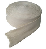 Bandage tubulaire en coton