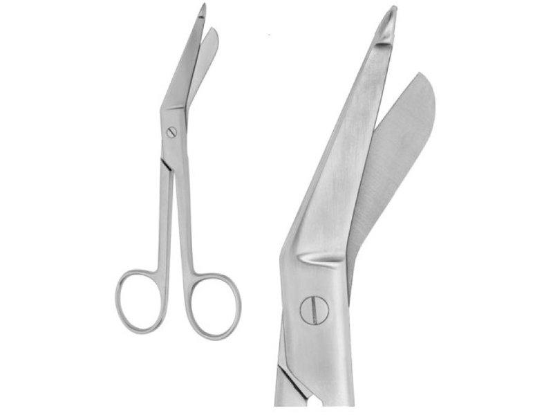 Bandage scissors model Lister 20 cm.