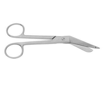 Bandage scissors model Lister