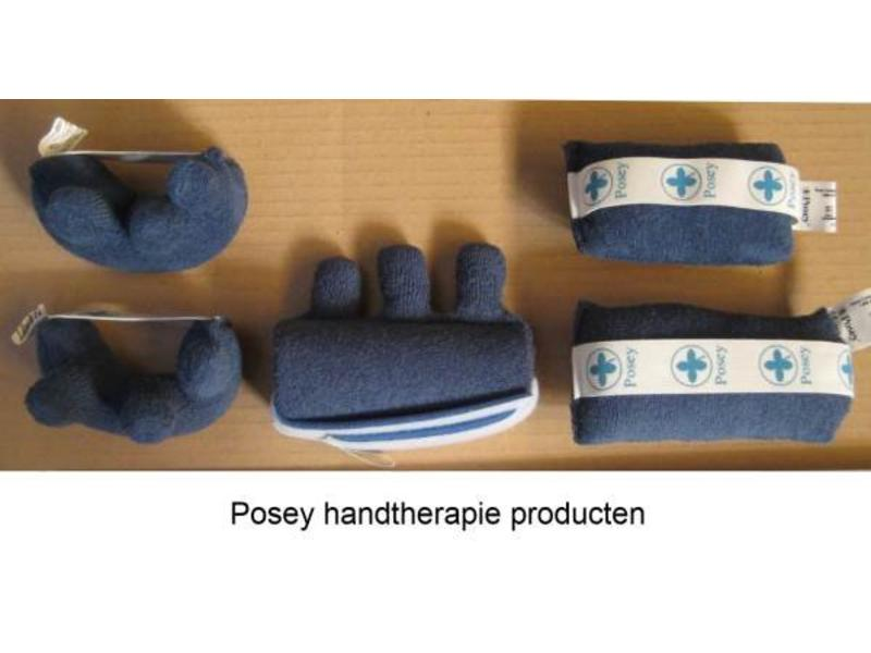 Posey finger contracture cushion large