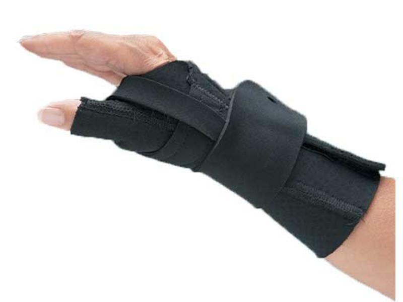 North Coast Medical Comfort Cool pols en duim CMC brace