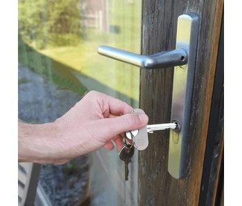 Schlüsselflügelhilfe 1 Schlüssel