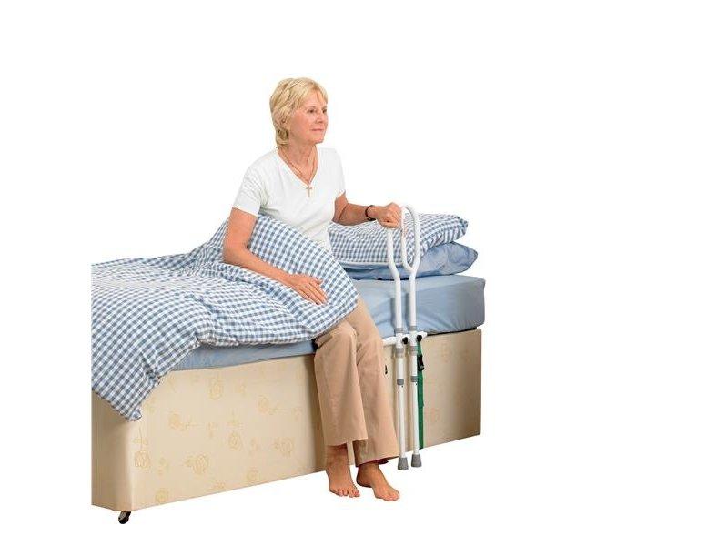 Chambres Transfert avec étrier de support sur le plancher lit Grab ferroviaire