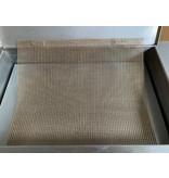 Non-stick netting voor spalkenbak