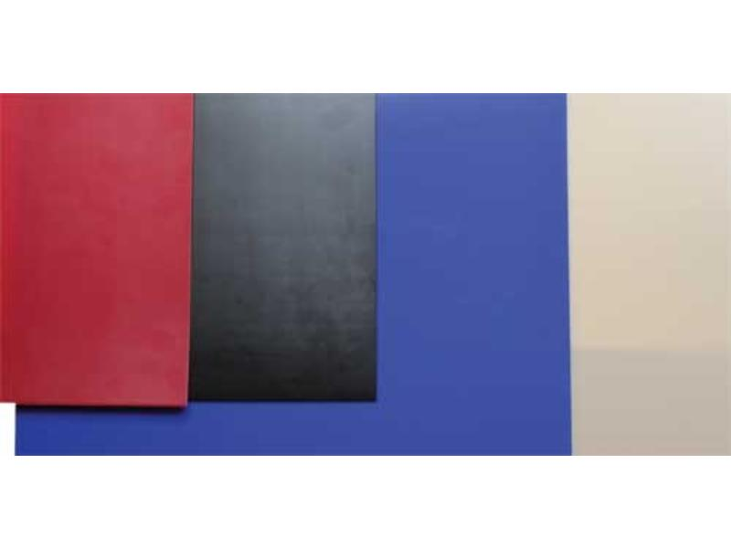 Ortho Colours Semi-Sticky thermoplastplaat