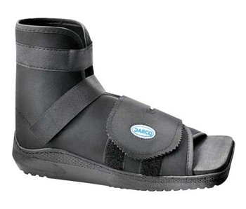 Darco Slimline plaster shoe