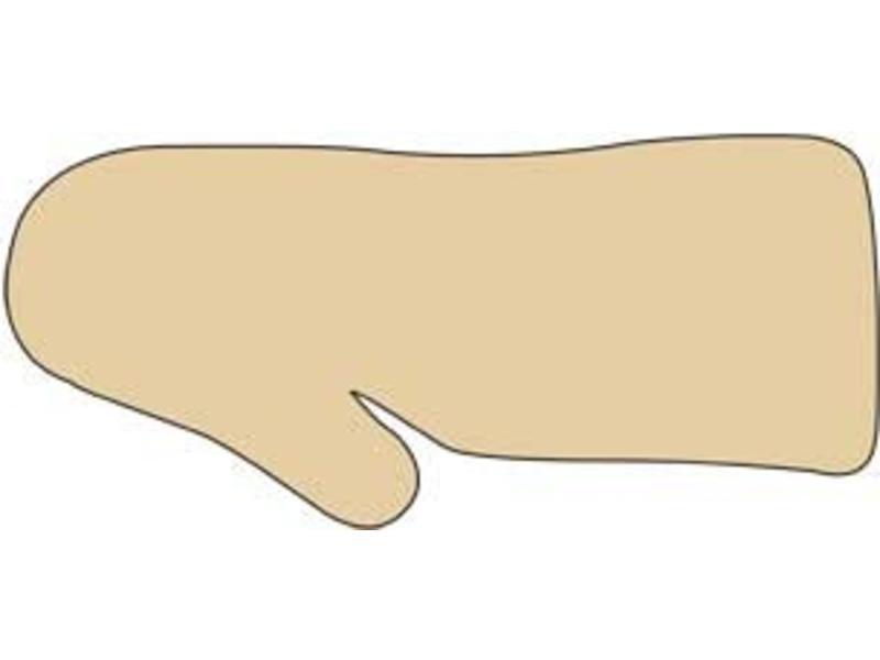 Lagerungsschiene Ortho + E semi- sticky