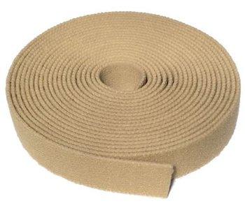 VELCRO® brand Elastic loop tape beige
