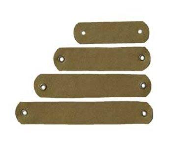 Suede finger sling
