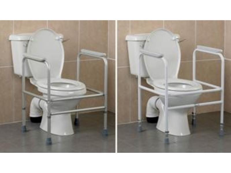 Toiletkader