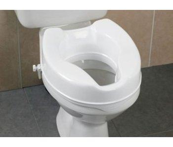 Toilette surélevé