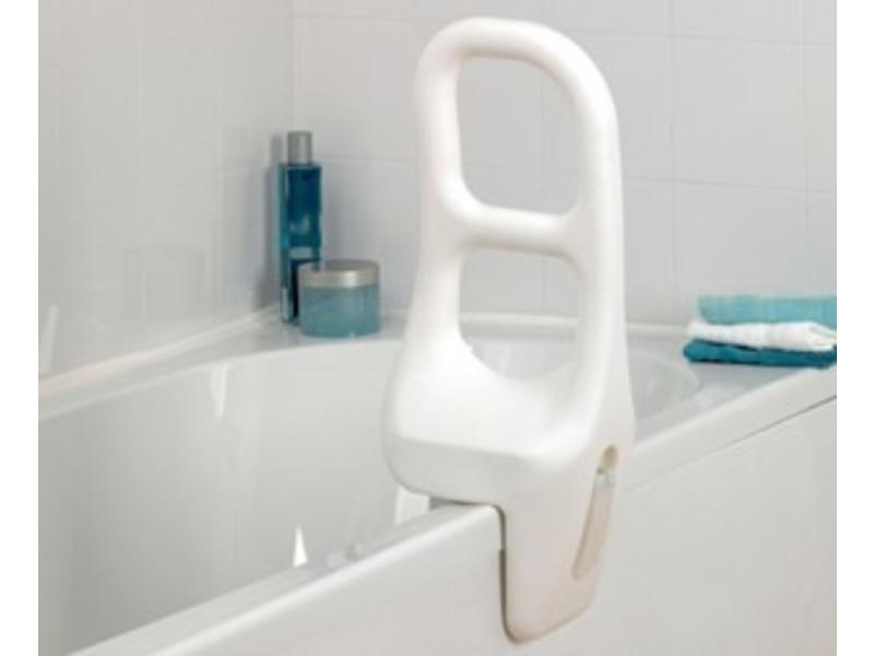 Handgreep voor de badrand