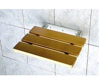 Siège de douche pour fixation murale
