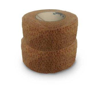 Coban Klebstoff Bandage 100 mm, 18 Stück