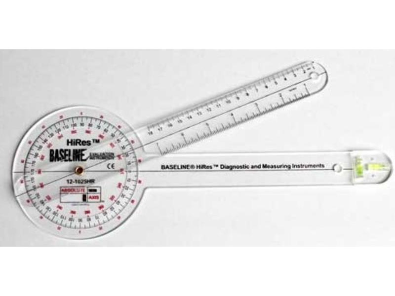 Absolute + axis goniometer Hi-Res