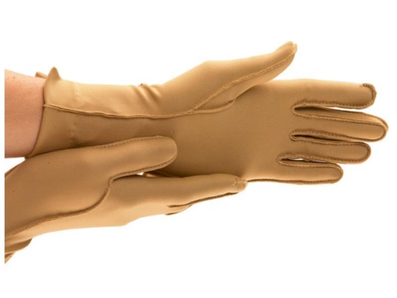 Isotoner Gants œdème thérapeutiques de doigts ouverts