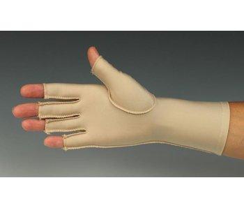 Oedeem handschoen met vrije vingertoppen