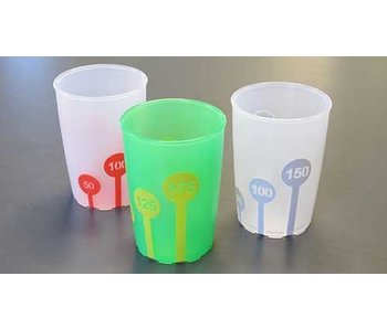 Measuring cup non-slip PP 820