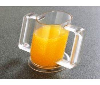 HandyCup tasse inclinée à deux becs