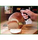 Couteau de cuisine avec poignée ergonomique