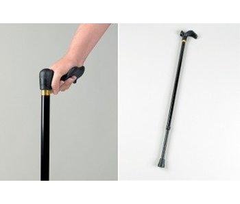 Spazieren gehen mit breiten Stick Griffe Palm Grip