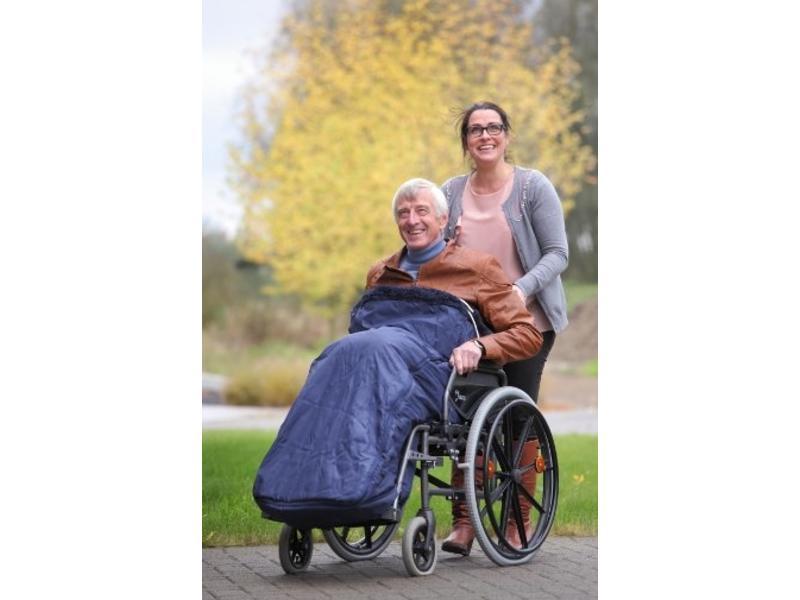 Protection jambes- et inférieure pour les fauteuils roulants RFM