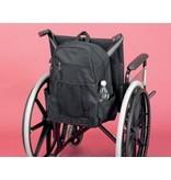 Sac de rangement pour le dos du fauteuil roulant Deluxe