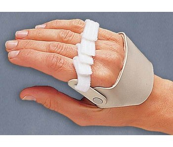 3 Point Products Polycentric Hinged Ulnar Deviation Splint