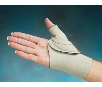 North Coast Medical Comfort Cool brace thumb CMC beige