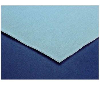 Fleecy web blau