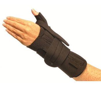 Procool wrist and thumb CMC splint