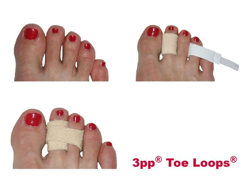 3 Point Products 3PP Toe Loops teenspalk