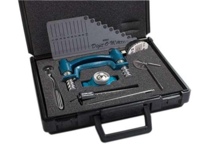 Baseline 7-piece Hand evaluation kit - digital