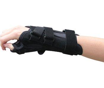 Poroflex poignet et le pouce attelle