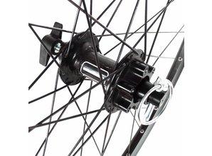 Adaptor wielhouder QR12-100 mm