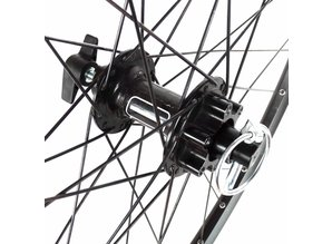 Adaptor wielhouder QR12-142