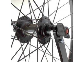 Adapteur support de roue pour roue arriere axe traversant 12-142