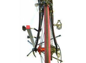 Bicycle Support for the back of the frame