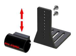FIX-FORK 9 mm One Armed Bandit Compatibel