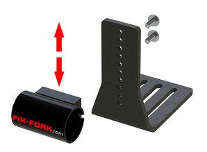 FIX-FORK  Axe 15-150 mm pour Fatty
