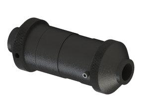 FIX-FORK inner part Thru axle 12-100