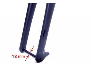 FIX-FORK Steekas 12-100 mm (= QR12)