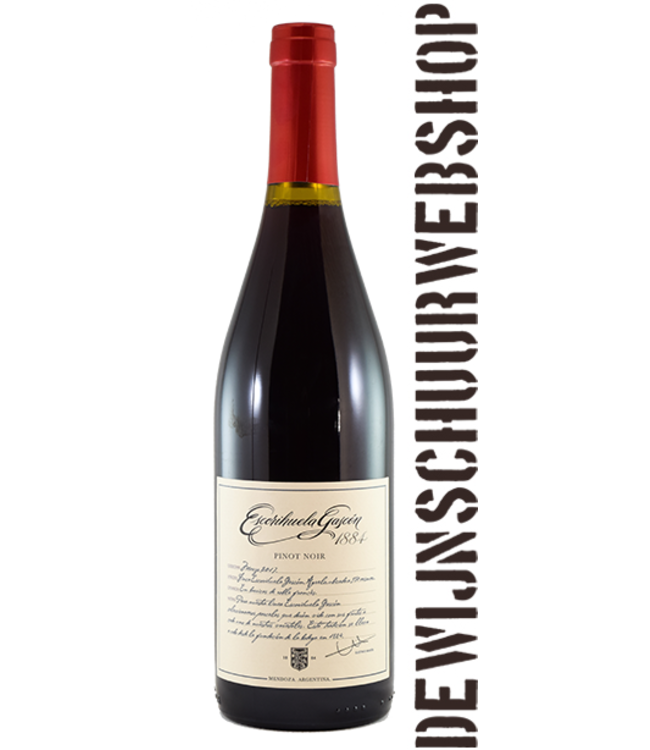 Escorihuela Gascon Estate Grown Pinot Noir