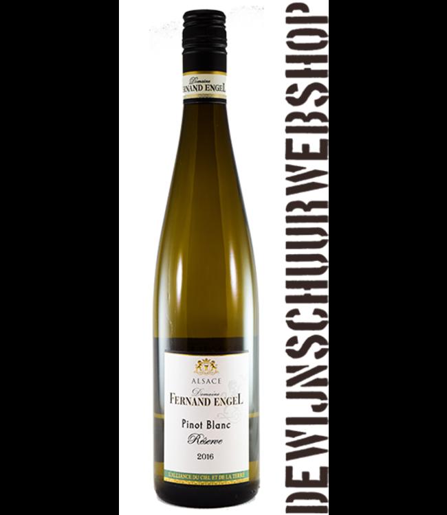 Domaine Fernand Engel et Fils Pinot Blanc Reserve