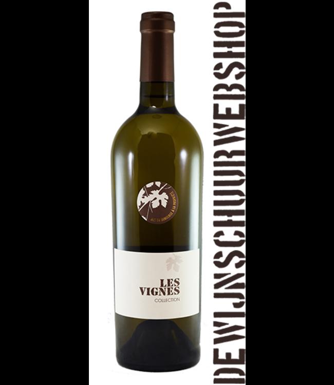 Les Vignes Collection Blanc