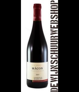 """Vignerons de Mancey Bourgogne """"Les Cadoles"""" Rouge 2015"""