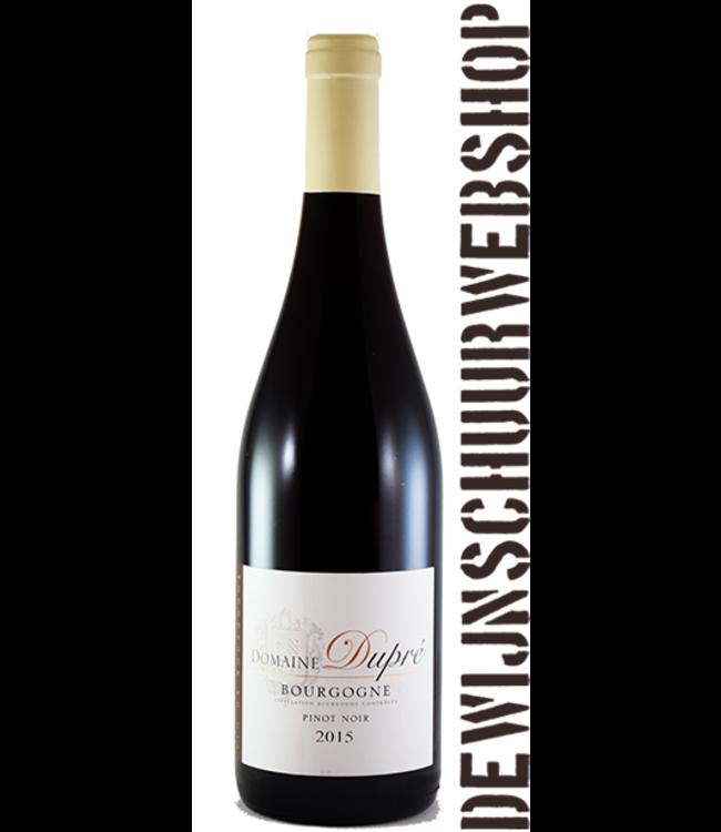 Domaine Dupré Bourgogne Rouge 2015