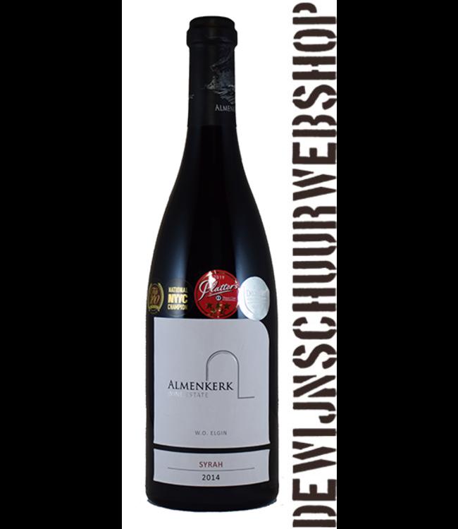 Almenkerk Wine Estate Syrah