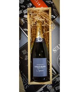 Cadeaupakket Soutiran Grand Cru Champagne